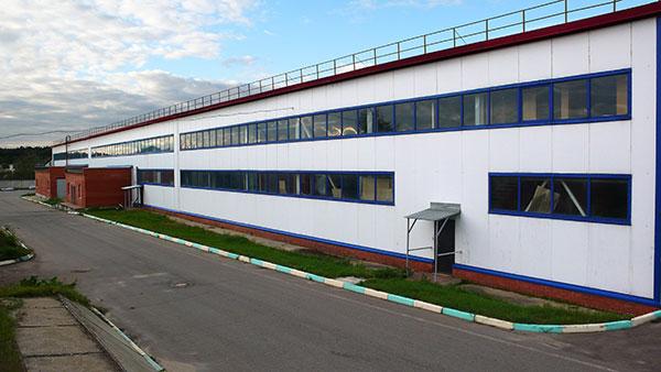 Складской комплекс в д.Одинцово - Фасад
