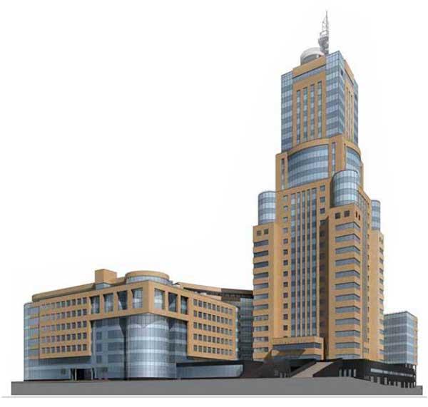 Бизнес центр РВМ Мегаполис
