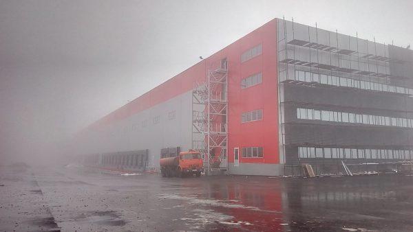 Складской комплекс ABC Электро в Воронеже