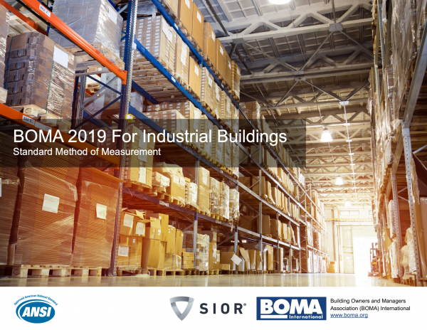 BOMA Industrial 2019 title page